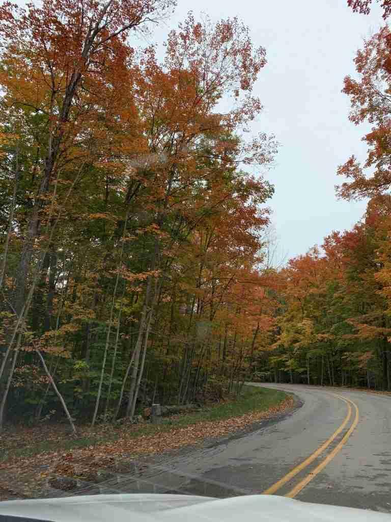 My Fun Fall Foliage Trip around Lake Michigan!