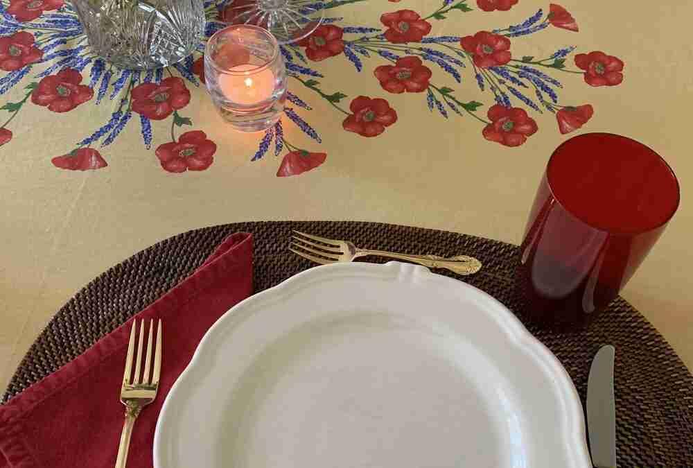 A Gorgeous Summer Tablescape!
