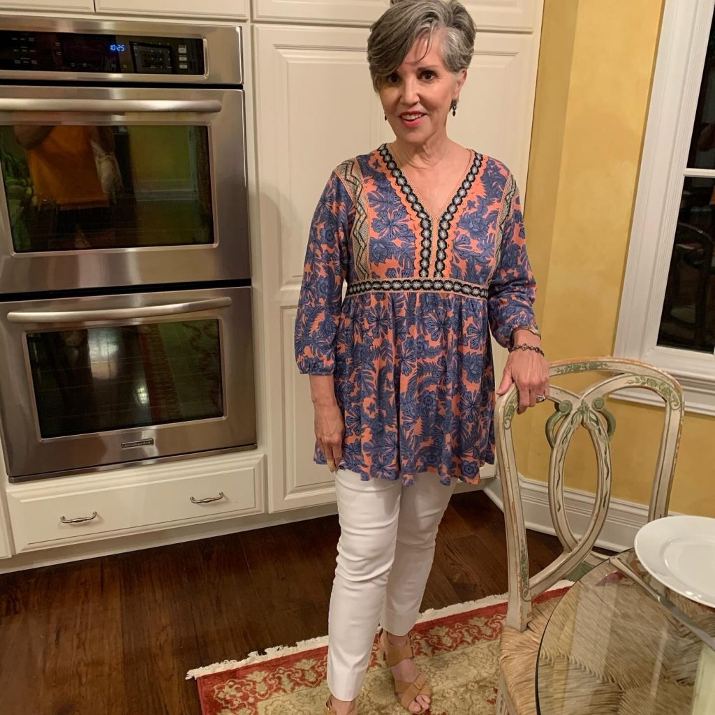 how to style boho tops