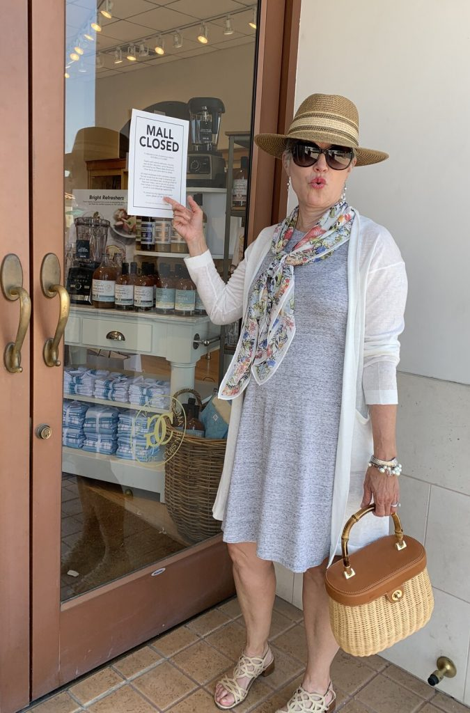 A Fun Casual Outfit for a 50-Year-Old Woman