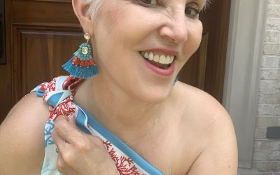 Dr. Julie's Fun Life: What to Wear to Dinner at a Friend's House