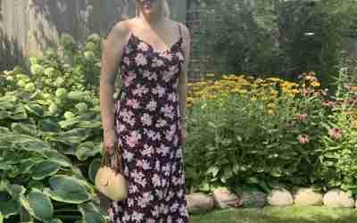 How to Wear a Summer Maxi Dress